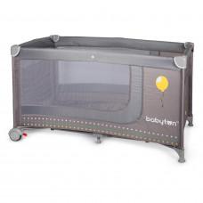 Манеж-кровать Babytone Grey