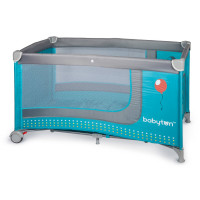 Манеж-кровать Babytone Blue