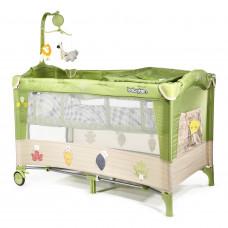 Манеж-кровать Babyton Dreamy Green