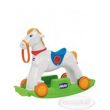 Лошадка-качалка Chicco
