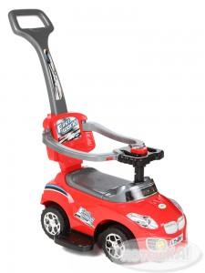 Машинка-Каталка Deluxe mega car