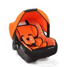 Автолюлька Leader Kids Вояж оранжевая