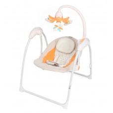 Электрокачели Capella TY-018E оранжевые